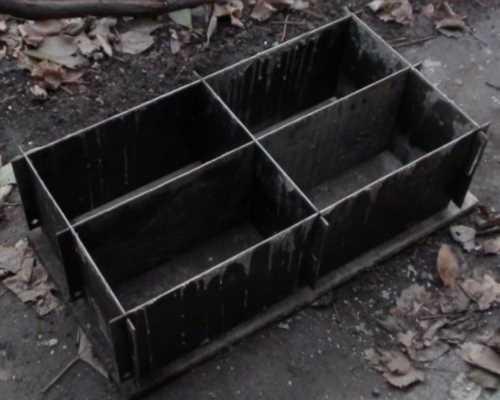 Блоки своими руками пластик 1186